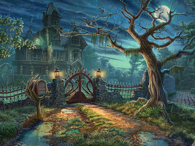 Dark Tales Edgar Allan Poes The Fall Of The House Of
