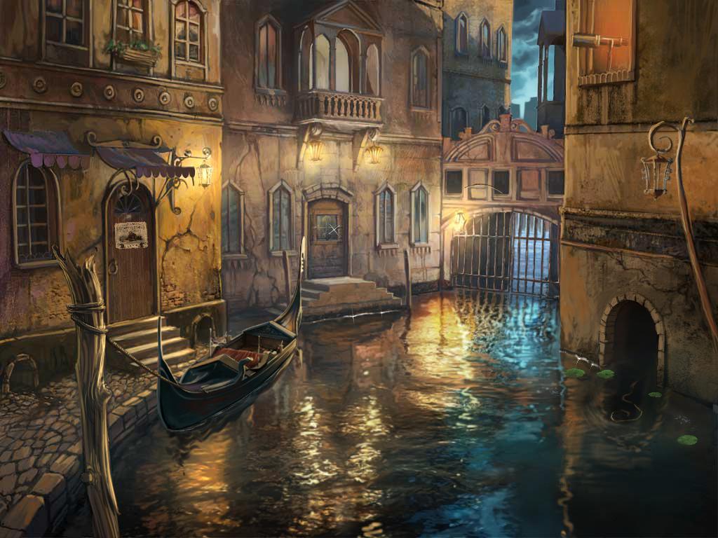 Grim Facade Mystery Of Venice Collectors Edition