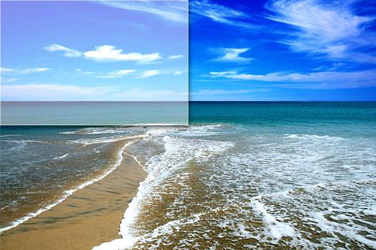 iPhoneHD - neue Bildschirmauflösung von 960 x 640 Pixel (iPhone 3GS: 480 x 320 Pixel)