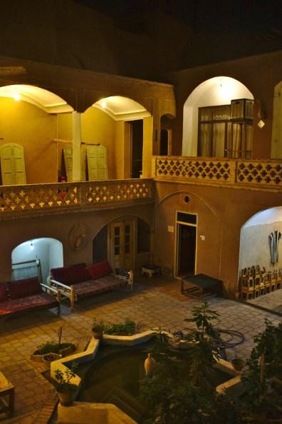 Kashan: Das Nogli Guesthouse ist eine Bleibe mit Atmosphäre