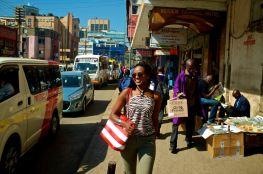 Nairobi, hier mischt sich Tradition mit Moderne