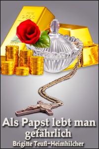 """Cover """"Als Papst lebt man gefährlich"""""""