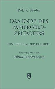 Cover Das Ende des Papiergeld-Zeitalters