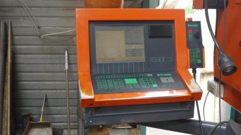 taglio laser Bystronic Bystar-3015 3000w pannello di controllo