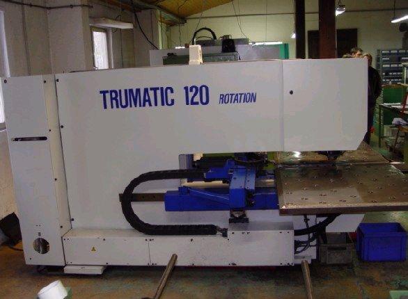 punzonatrice Trumpf Trumatic 120R