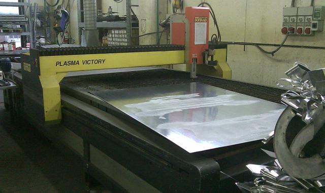 taglio al plasma Soitab Victory usato in vendita