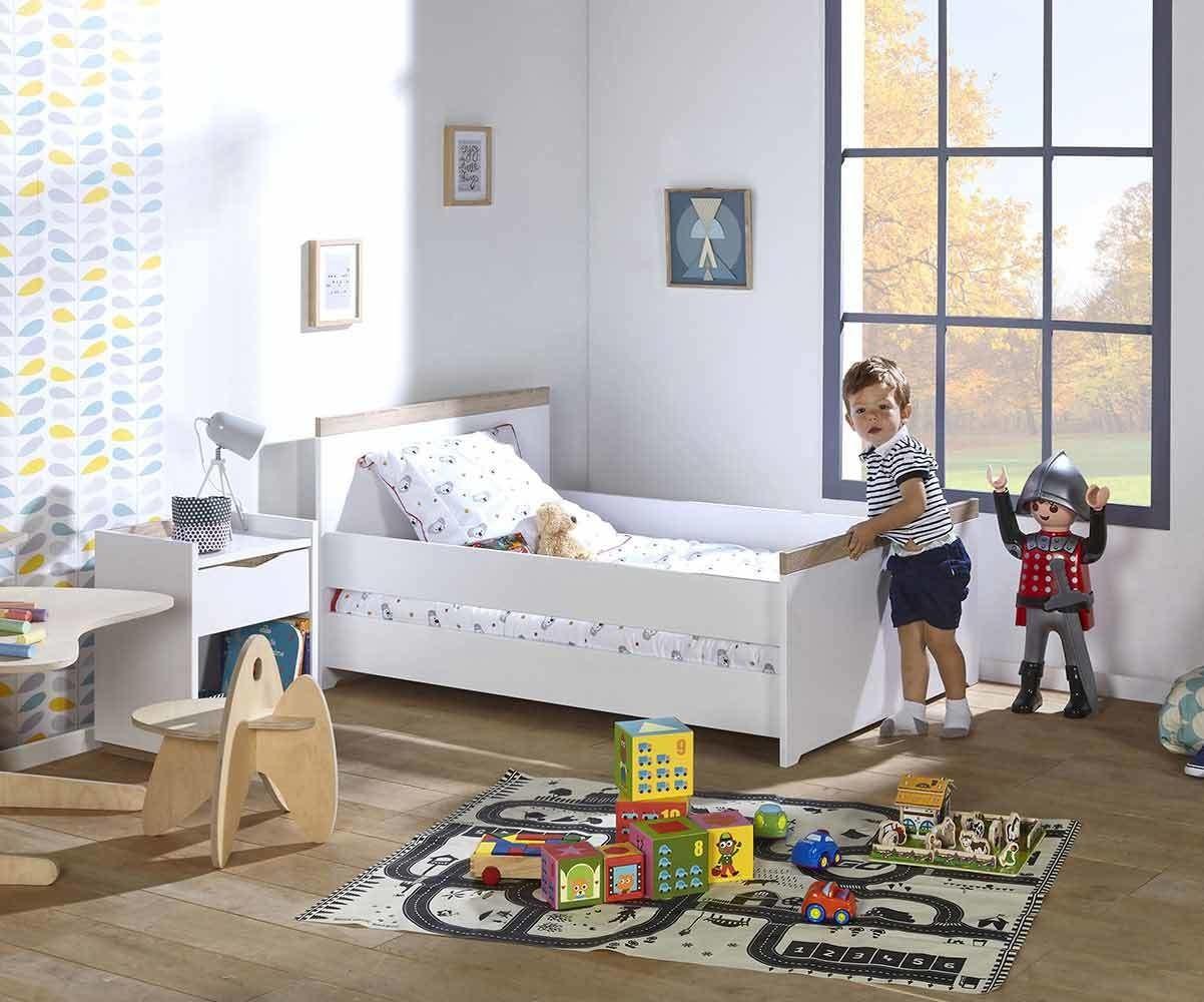 lit enfant evolutif avec matelas jaipur