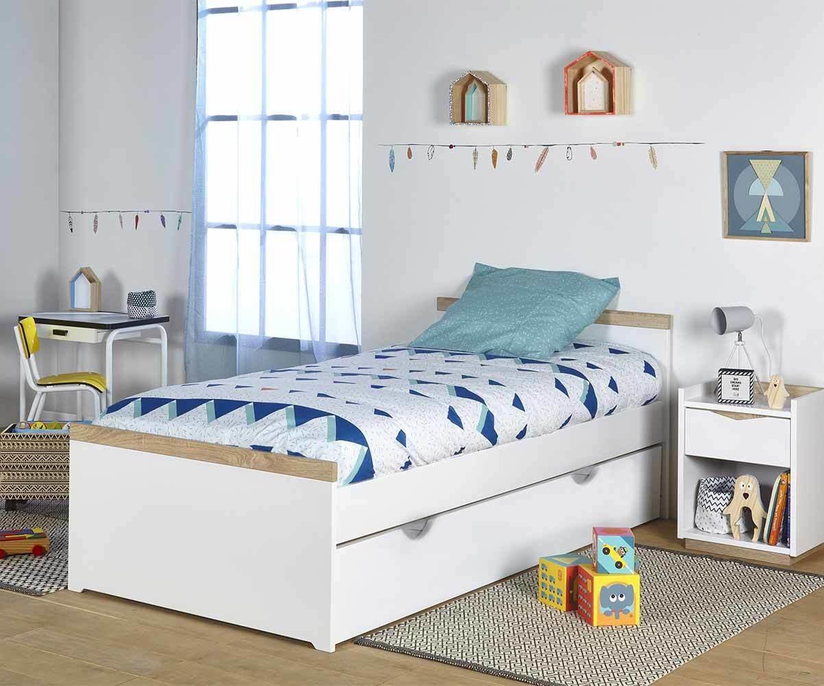 lit enfant avec tiroir jaipur
