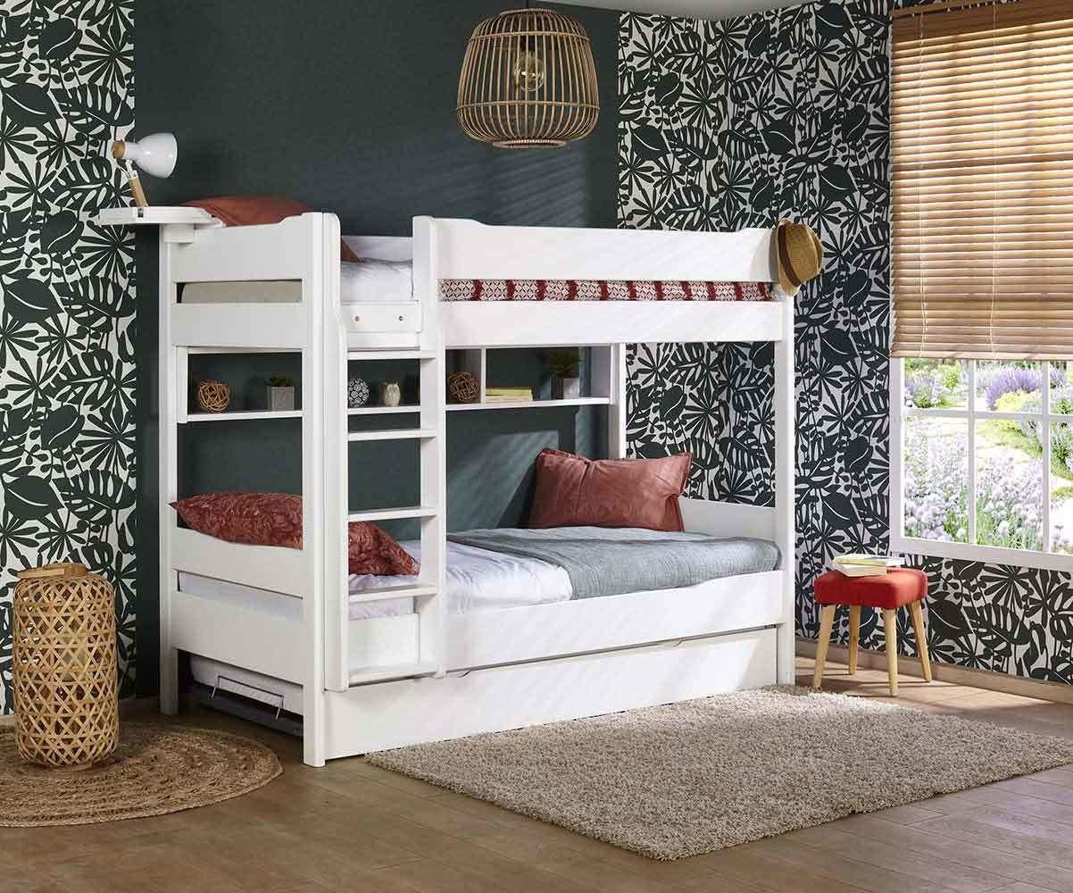 lit superpose adulte avec matelas tigg