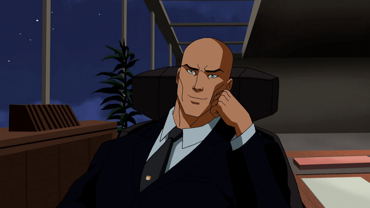 Image result for young justice lex luthor