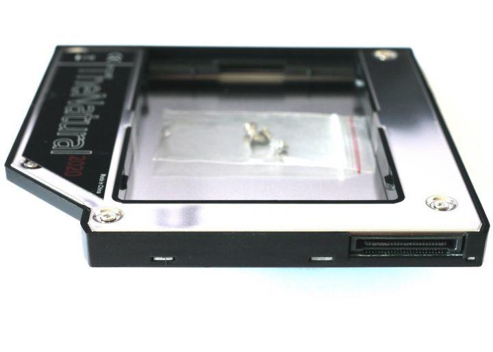 SSD al posto del masterizzatore