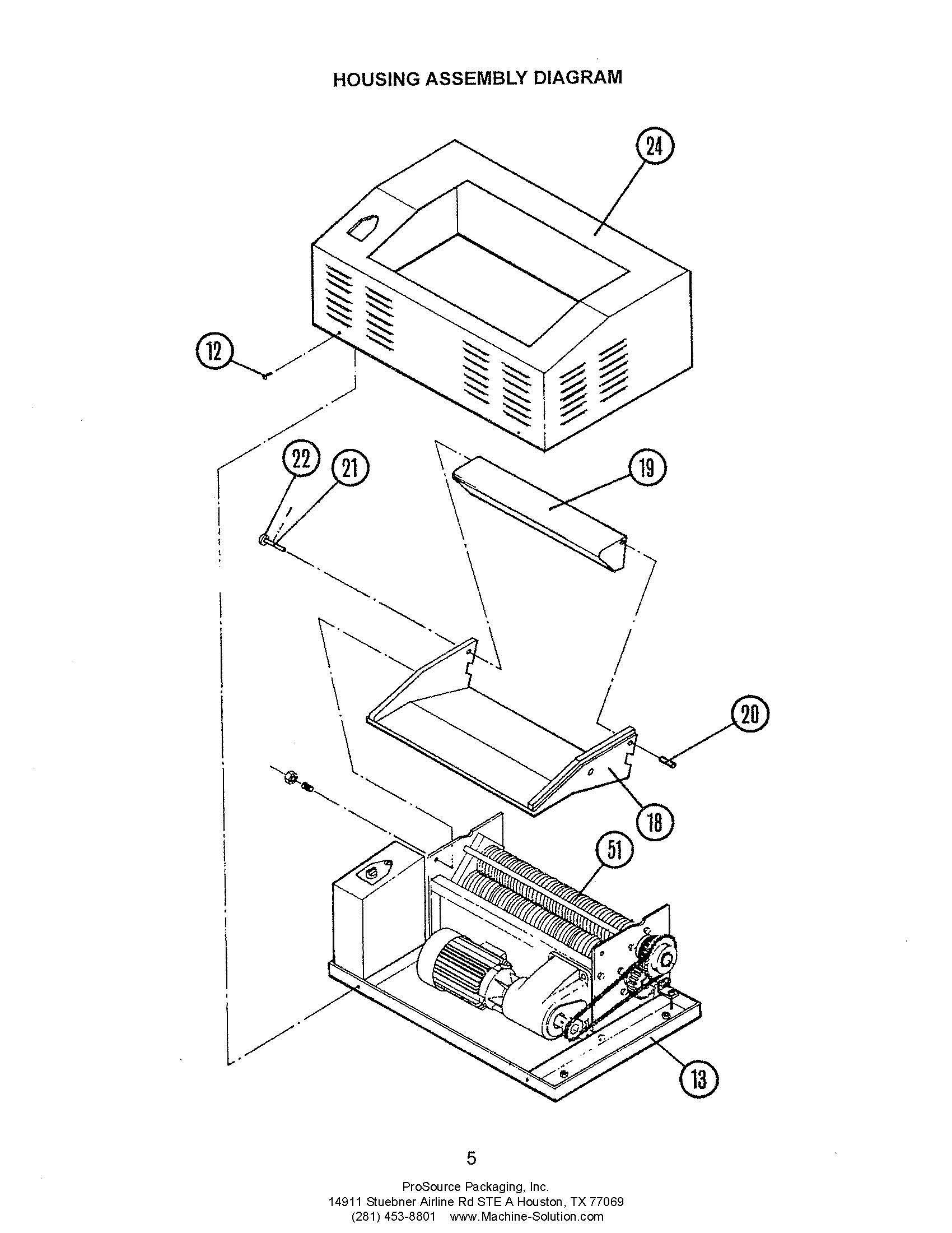 Page 05 parts assistant intimus 407s bull of shredder paper shredder motor wiring diagram at aneh