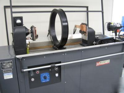Magnaflux Magnetic Particle Wet Bench Ndt Equipment