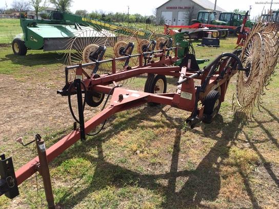 Hesston 3971 Hay Equipment - Handling and Transport - John ...