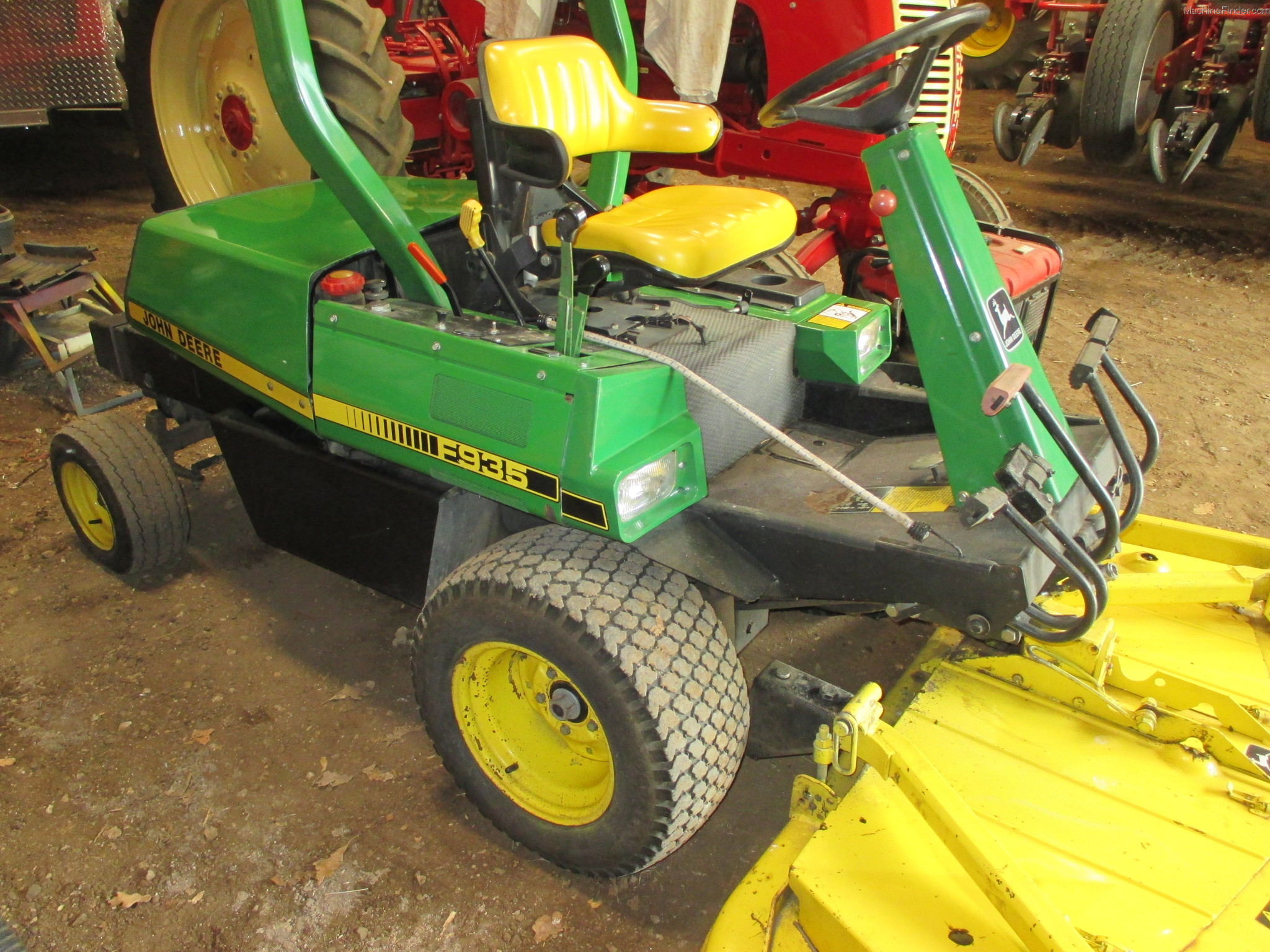 1992 John Deere F935 Lawn Amp Garden And Commercial Mowing