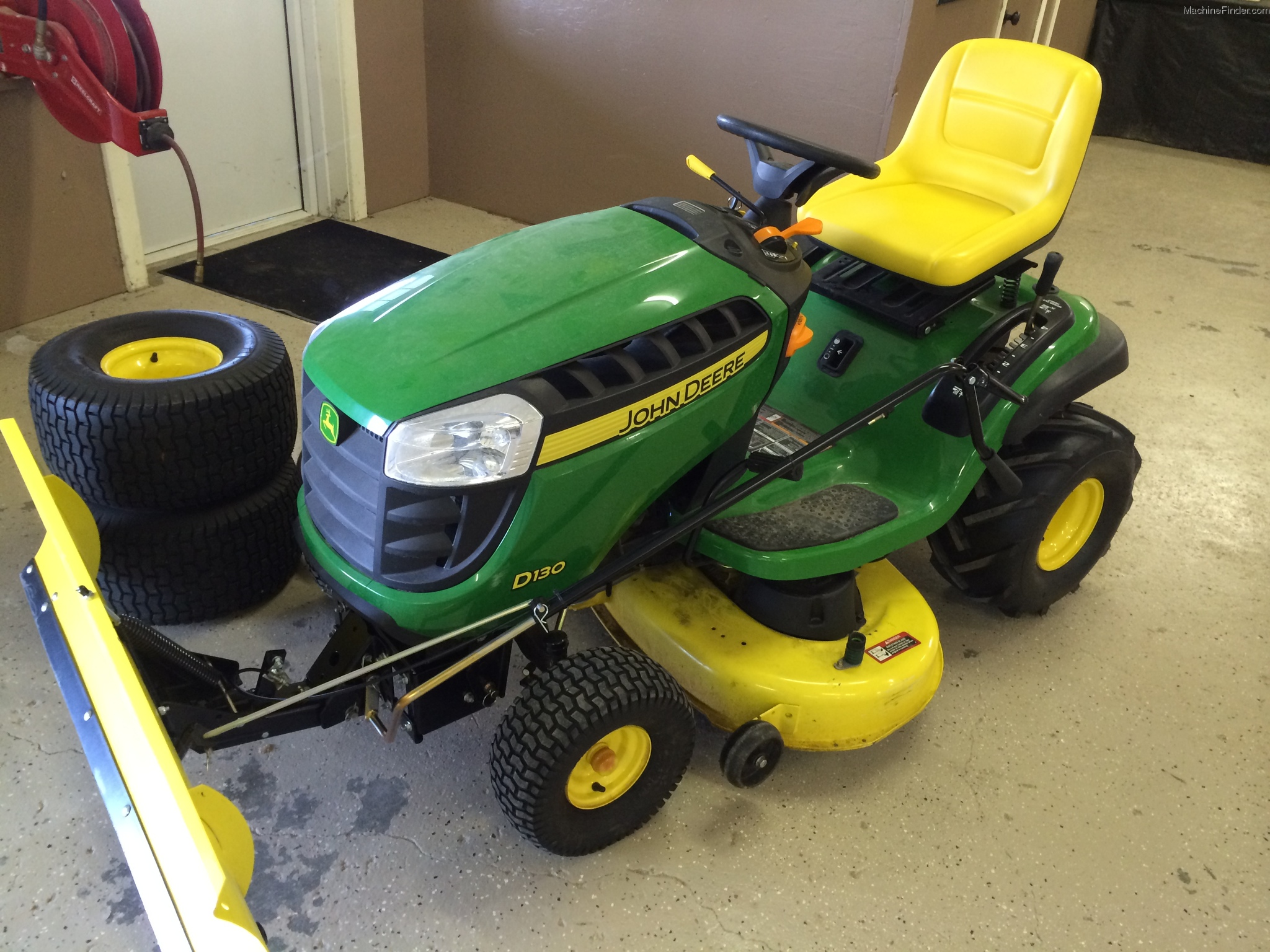 2011 John Deere D130 Lawn Amp Garden And Commercial Mowing
