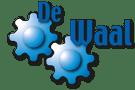 Machinehandel De Waal logo
