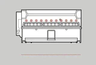 How to adjust the cutting straightness of NC hydraulic shears