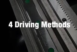 4 Driving Methods of Laser Cutting Machine