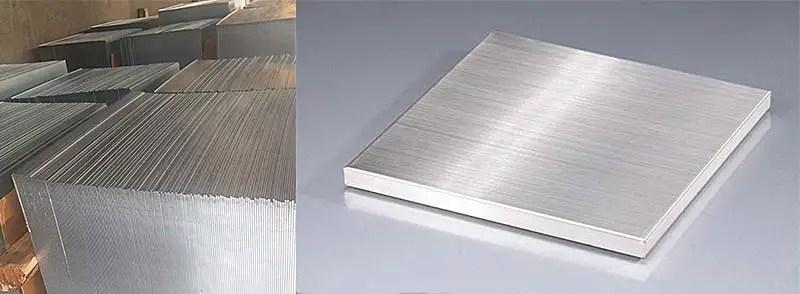 Types of Sheet Metal