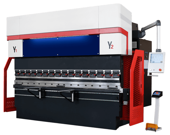 CNC Hybrid Press Brake Machine