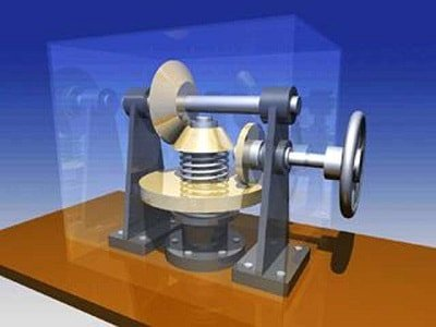 Friction Drive