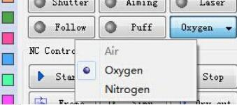 Position Testing Gas in Software