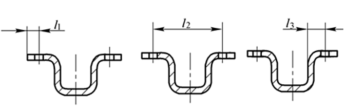 Requirements for dimensioning