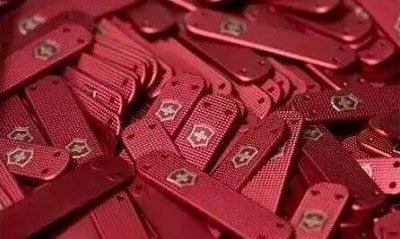 Customized Service of Pad Printing and Swiss Army Knives
