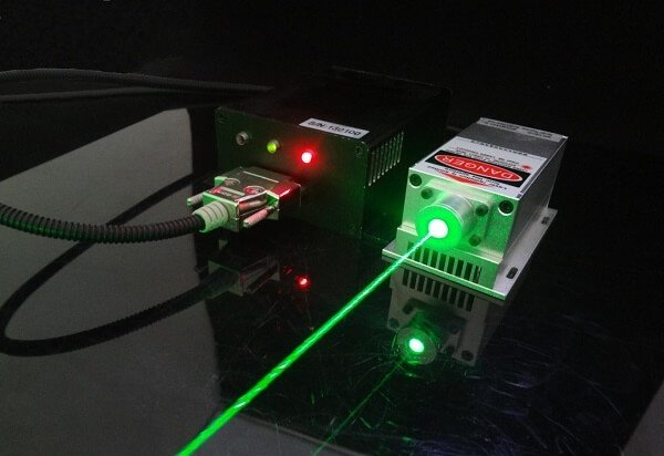 YAG solid-state lasers
