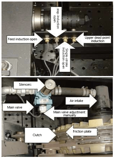 Mechanical clutches