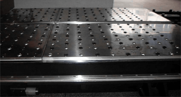 Turret Punch Table