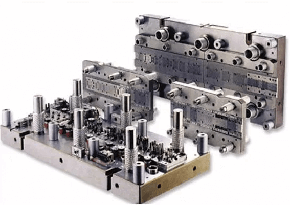 The choice of stamping type mainly depends on the process requirements and production volume