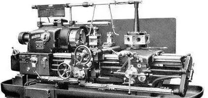Electric machine toolafter World War II