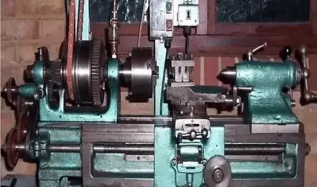 Spencer machine tools