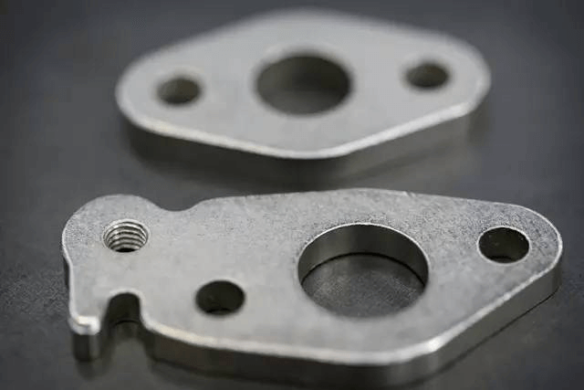 6mm thick TOYOTA tubing composition flange