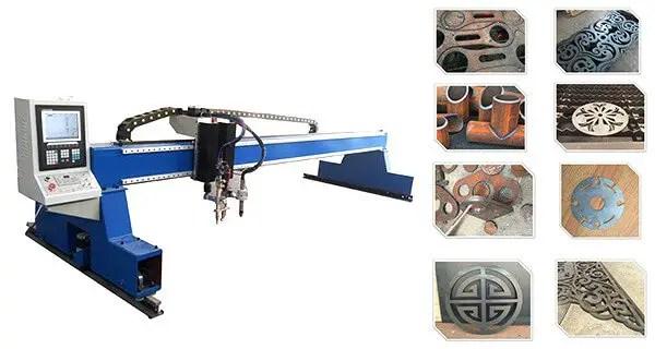 Plasma & Oxy Fuel Cutting Machine