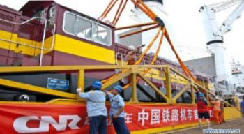 Chinese firm wins Ethiopian rail contract