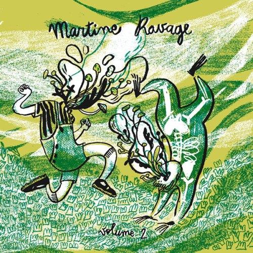 Cover Martine Ravage Vol.2