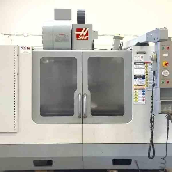 Haas VF 3B Vertical Machining Center - MachineStation