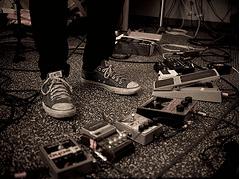 Blake Schwarzenbach's shoes