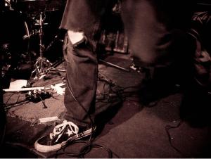 John Mink's shoes