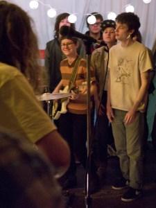 Broken Water (Olympia, WA) at Dumpster Values (Olympia, WA) on 5/13/11