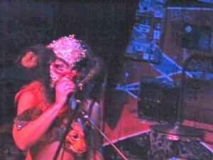 Moria Scar (San Francisco, CA) at Le Voyeur (Olympia, WA) 5/13/11