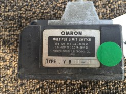#174 - Omron Multiple Limit Switch (101)