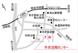 イルミン地図