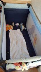 Le lit de chouquette pour les vacances