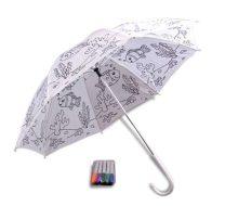 parapluie à colorier chez total cadeau