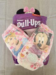 culotte d'apprentissage huggies pull-ups