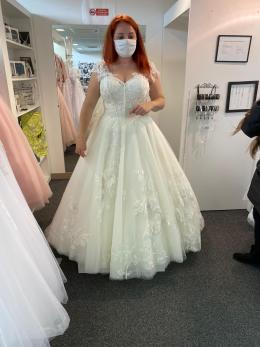 choix de la robe de mariée